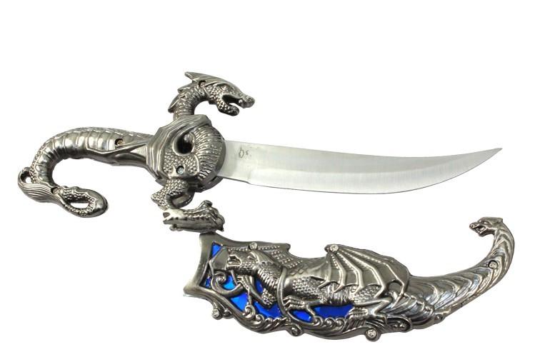 """Декоративный нож """"Дракон"""" M-07, 25 см"""