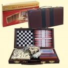 Набор игр 6 в 1, в чемоданчике 25,5х13х4 см