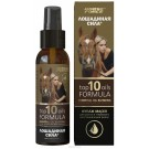 Лошадиная сила Купаж масел «Top 10 Oils Formula», для роста и глубокого восстановления волос, 100 мл
