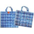 Сумка хозяйственная в клетку 470Х560 мм Laundry bag