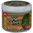 Натуральное таёжное Зелёное мыло 450 мл Soap Floresan Tajožnoje Green body / hair 450g/Mylo Floresan Tajožnoje Zelenyy tela/volos
