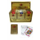 Lucky playing Cards Gold Карты игральные