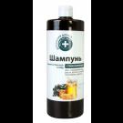 Домашний доктор Мумие алтайское и мед 1000мл/ Shampoo stimulating mummy Altai and honey, 1000 ml