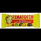 "Гематоген ""С Вита плюс"", 50 г/ Hematogen Nutrition Bar 50 g"