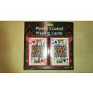 Plastic Playing Cards 2pk Карты игральные 2 шт