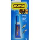 GSD super Glue 3g Супер клей 3г